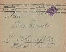 DR Brief EF Minr.224aa Leipzig 5.10.22 Geprüft - Deutschland