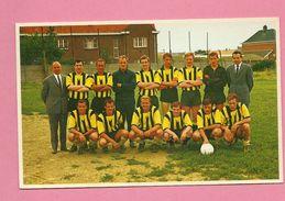 C.P. Lier =  Lierse : Van Den Bergj- Willems -  Thys -  Baeten - Granjé - Put- Michielssens - Engelen - Quisenaerts - .. - Lier
