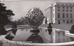 Switzerland Geneve Palais des Nations 1955 Photo