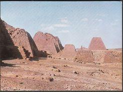Sudan 1975 / Pyramids 2000 Years BC - Soedan