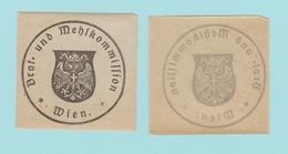 TH13 Vignette Neuve ** = Brot Und Mehl Kommission WIEN = Pains Et Farines - Food