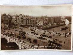 Dublin - O'Connell Bridge And Eden Quay - 1932 - Dublin