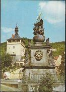 Chech Republic / Karlovy Vary 1969 / Castle Tower - Czech Republic
