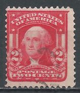 United States 1908. Scott #319Fk (U) George Washington * - United States