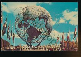 New York - Unisphere [KSACT 1931 - Unclassified