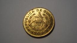 MONNAIE GUATEMALA 1 CENTAVO 1969 - Guatemala