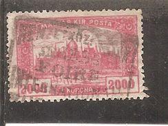 Hongrie Y&t 359-cachet Foire Internationale - Hongrie