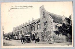 14 DIVES-sur-MER - Hostellerie Guillaume-le-Conquérant - 1909 - Dives