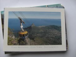 Zuid Afrika South Africa Table Mountain Cape Town - Zuid-Afrika