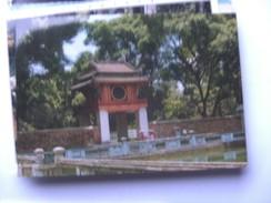 Azië Asia Vietnam Ha Noi Hanoi Temple - Vietnam