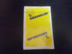 Jeu De 52 Cartes à Jouer - PNEUS MICHELIN - 54 Cards