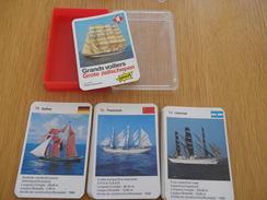 Jeu D'ATOUT - TOP ASS - GRANDS VOILIERS - Playing Cards