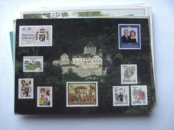 Liechtenstein With Stamps - Liechtenstein