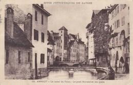 Annecy, Le Canal Du Thiou, Le Pont Morand Et Les Quais (pk39984) - Annecy