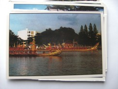 Azië Asia Thailand Bangkok The Royal Barge - Thailand