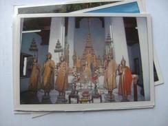 Azië Asia Thailand Bangkok Temple Of Dawn Nice - Thailand