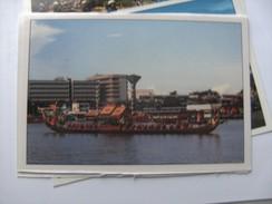 Azië Asia Thailand Bangkok The Royal Barge Vasura Vayuphat - Thailand