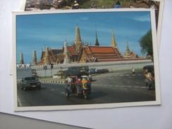 Azië Asia Thailand Bangkok The Emerald Buddha Temple - Thailand