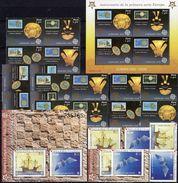 EUROPA 2005 Peru 2030/3,4x ZD,VB,Block 32,HRVATSKA 734/5,2x ER,ZS+Bl.27 ** 108€ Hojita S/s Blocs M/s Sheets Bf CEPT - Croatie