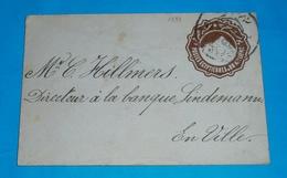 ÄGYPTEN - Ganzsache - Brief Letter Lettre 信 Lettera Carta письмо Brev 手紙 จดหมาย Cover Envelope (2 Foto)(34306) - Egitto