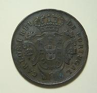 Portugal Açores 5 Reis 1901 D. Carlos I - Portugal