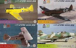 *ISRAELE* - Scheda Completa Usata - Israele