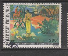 Yvert 144 Oblitéré Gauguin - Poste Aérienne