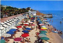 Roseto Degli Abruzzi - Teramo - Spiaggia - 61653 - Formato Grande Viaggiata – E 3 - Teramo