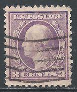 United States 1917. Scott #501 (U) George Washington - United States