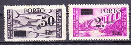 1946  ISTRIA LITORALE SLOVENO SEGNATASSE  MLH - Occup. Iugoslava: Litorale Sloveno