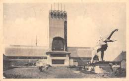 BRUXELLES - Exposition 1935 - Pavilon Du Congo - Universal Exhibitions