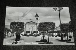 563- Marina Di Carrara, Piazza - 1958 - Carrara