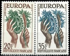 FRANCE - Europa CEPT 1957 - Ungebraucht