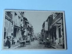 VIET NAM-41-HAIPHONG-LA RUE CHINOISE-ED INDOCHINE FILMS ET CINEMA SAIGON-ANIMEE - Vietnam