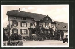 AK Rötenbach / Baden, Gasthaus U. Pension Z. Rössle - Baden-Baden