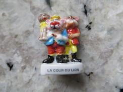 Fève La Cour Du Lion Brillante - Animaux