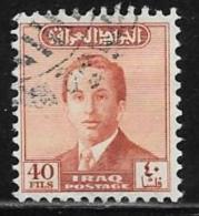 Iraq, Scott # 153 Used King Faisal Ll, 1954 - Iraq