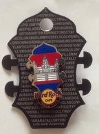 HRC Hard Rock Cafe Phnom Penh - Cambodia Core Headstock Pin - Brand New / 2 Photo - Music