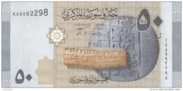 SYRIA 50 LIRA  2009 P-112 UNC */* - Syrië