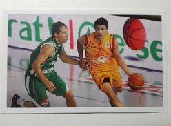 Slovenia Basketball Cards Stickers Nr.191 Samo Udrih Slovenia : Macedonia - Stickers