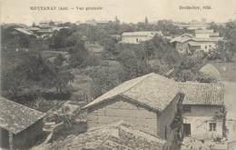 """CPA FRANCE 69 """" Montanay, Vue Générale"""" - Autres Communes"""