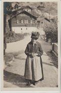 Suisse Costume Du Haut Valais - VS Valais