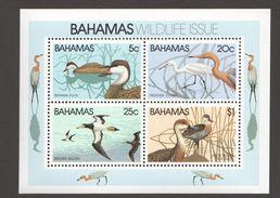 Bloc Oiseaux ** - Bahamas (1973-...)