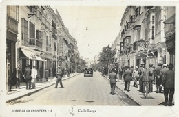 Jerez De La Frontera - Calle Larga - Carte N° 2 - Cádiz