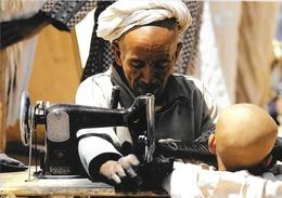Maroc, Tailleur Ambulant - Edivision, Casablanca - CPM Non Circulée - Afrique