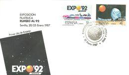 FDC ESPAÑA - 1992 – Sevilla (España)