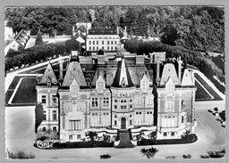 10- Chaource - Vue Aerienne Du Chateau De La Cordelière - Chaource