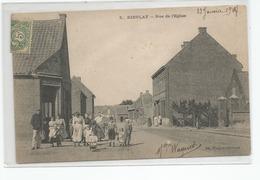 RIEULAY RUE DE L EGLISE - Altri Comuni