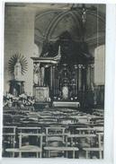 Leerbeek Kerk Binnenzicht - Gooik