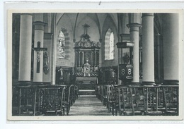 Onhaye Intérieur De L'Eglise - Onhaye
